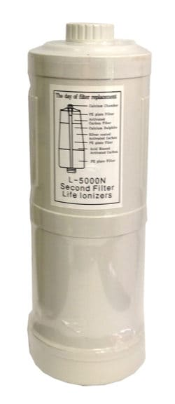 LIFE Ionizer 5000 Second Filter-0