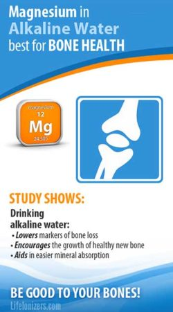 Magnesium in Alkaline Water: Best for Bone Health
