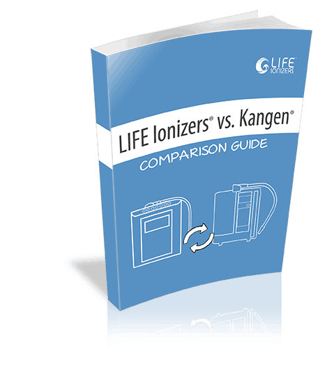 Life Ionizers vs Kangen Comparison Guide